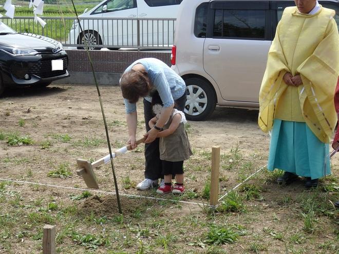 高萩の家_地鎮祭02
